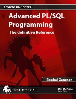 Oracle Advanced PLSQL Programming