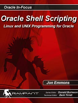 Oracle Shell Scripting by Jon Emmons